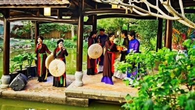 Festival honours intangible cultural heritages of humanity