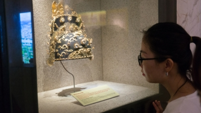 Ancient treasures tell nation's history and development