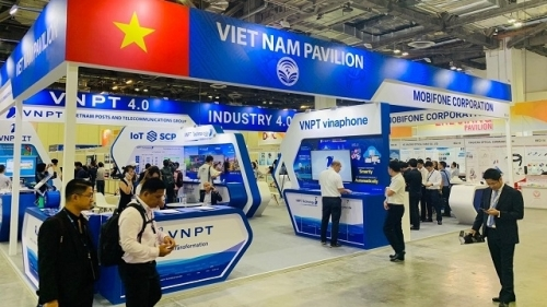 Vietnam showcases its technologies at ConnecTech Asia 2019