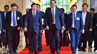 Vietnam, Laos continue to foster multifaceted cooperation