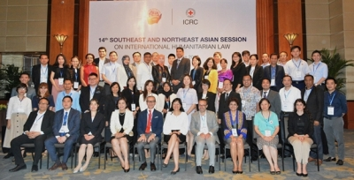 Vietnam respects and promotes enforcement of International Humanitarian Law