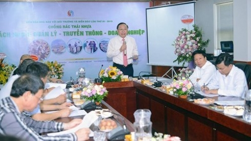 Forum raises role of communication in plastic waste prevention