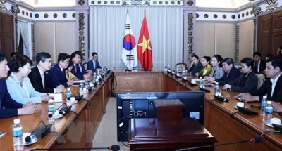 HCM City, RoK province to reinforce cooperation