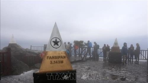 Fansipan peak found to be 4m higher than old measurement