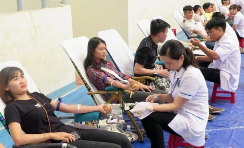 """Red Journey"" blood donation campaign launched"