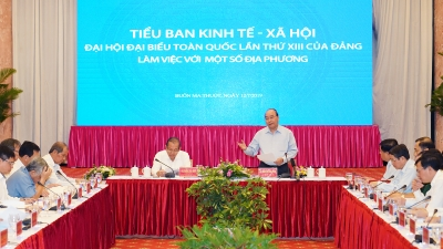 Central coastal and Central Highlands provinces urged to promote sustainable development