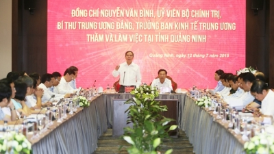 Quang Ninh urged to better promote potentials for economic development
