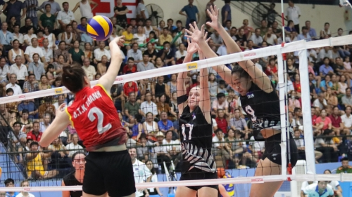 Asian Women's U23 Volleyball Championship kicks off in Hanoi