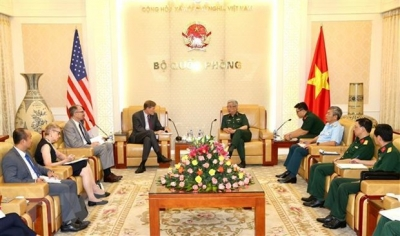 Vietnam, US step up cooperation in handling AO/dioxin consequences