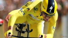 Cycling: Alaphilippe beats Thomas in time trial to extend Tour lead