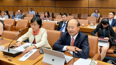 Vietnam actively partakes in building international trade regulations