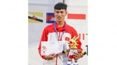 Vietnamese students win more golds at ASEAN Schools Games