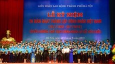 90th anniversary of Vietnam's Trade Union marked