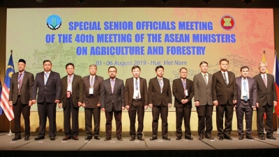 ASEAN forges cooperation in agriculture, forestry