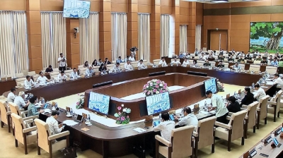 14th NA Standing Committee's 36th meeting to convene on August 12
