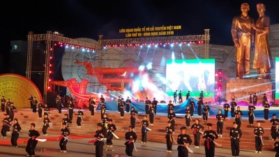 Vietnam traditional martial arts festival kicks off in Binh Dinh