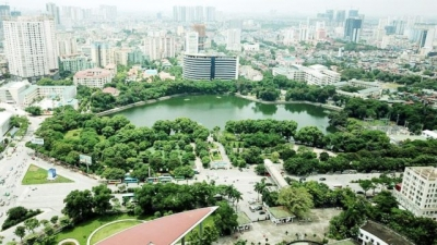 Seminar suggests green ideas for Hanoi