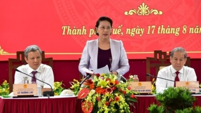 Thua Thien-Hue urged to boost green, sustainable development