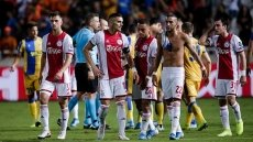 Football: Ajax held at APOEL, away wins for Bruges and Slavia