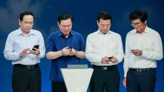 Deputy PM launches texting programme to support poor people