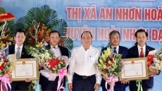 PM attends ceremony recognising new-style rural areas in Binh Dinh