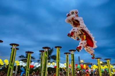 International Lion Dance Competition to feature 30 teams