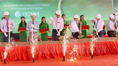 Work begins on US$400 million waste-to-energy plant in Ho Chi Minh City