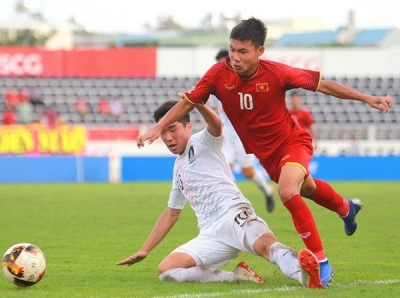 Vietnam come second at U15 international football tournament