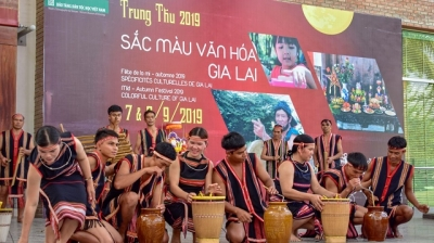 Mid-autumn festival to feature culture of Gia Lai Province