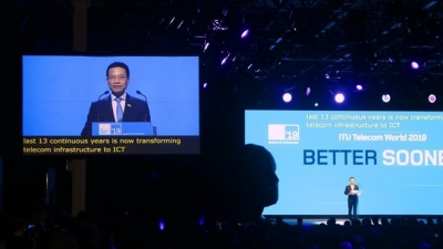 Vietnam attends ITU Telecom World 2019 in Hungary