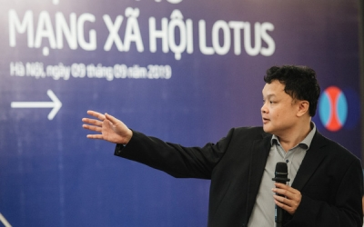 "Lotus - ""Make in Vietnam"" social network"