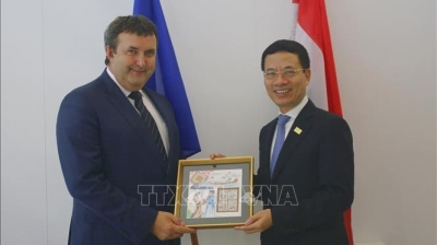 Vietnam and Hungary enhance cooperation in telecommunication