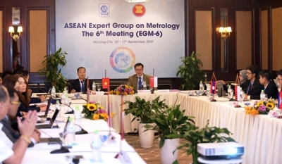 ASEAN member countries discuss experience in scientific metrology