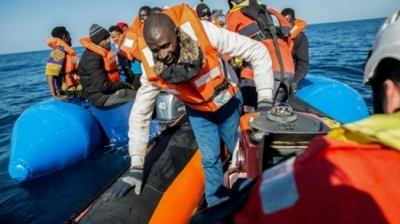 Roundup: 82 rescued migrants land in Italy, gov't migrant policies remain unclear