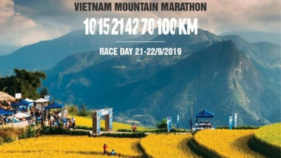 Around 4,000 runners to join 2019 Vietnam Mountain Marathon