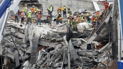 Mexico's post-quake rebuilding to conclude in 2020: president