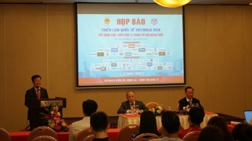 Vietbuild 2019 attracts over 500 foreign businesses