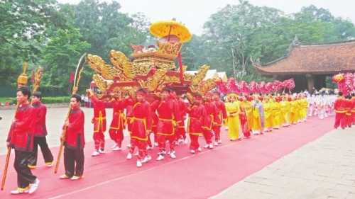 Lam Kinh Festival honours national hero Le Loi