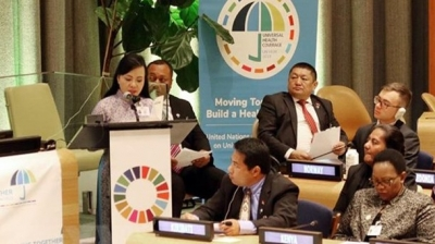 Vietnam shares experience in primary healthcare at UN meeting