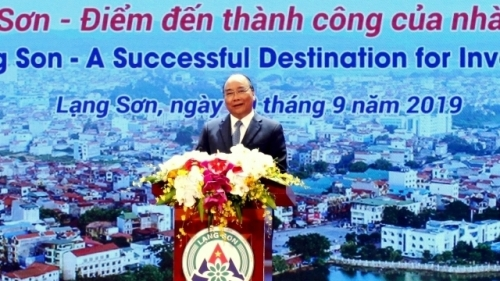 PM Phuc attends Lang Son investment promotion conference