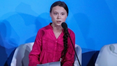 "The ""Greta Thunberg"" effect"