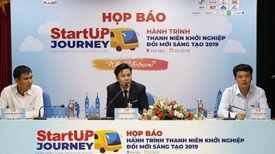 Startup journey focuses on tourism in nine provinces