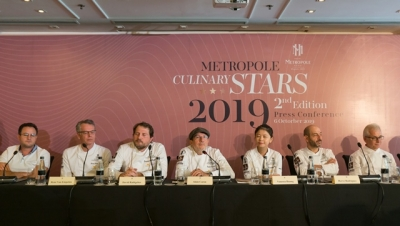 Michelin star chefs gather in Hanoi for Culinary Stars week