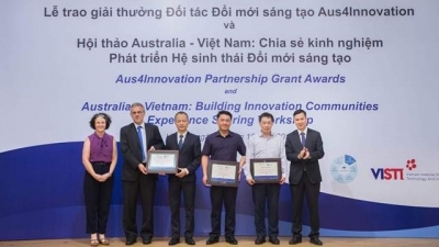 Winners of Australia's innovation partnership grants awarded