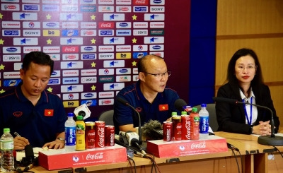 "Park Hang-seo: ""Vietnam secured a well-deserved victory"""
