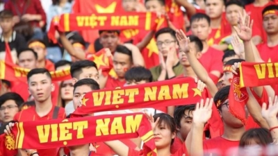 World Cup qualifiers: Tickets for Vietnam's remaining home games on sales from October 12