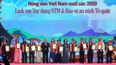 Outstanding Vietnamese farmers in 2019 honoured