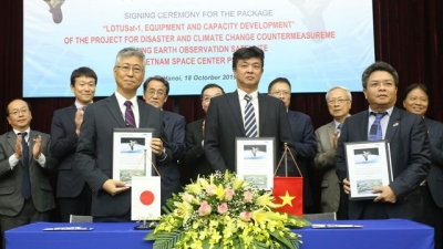 Vietnam to produce its own satellite