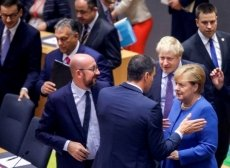 EU leaders discuss US$1.2 trillion post-Brexit budget