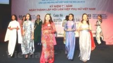 Vietnamese Women's Day observed in Laos, Malaysia